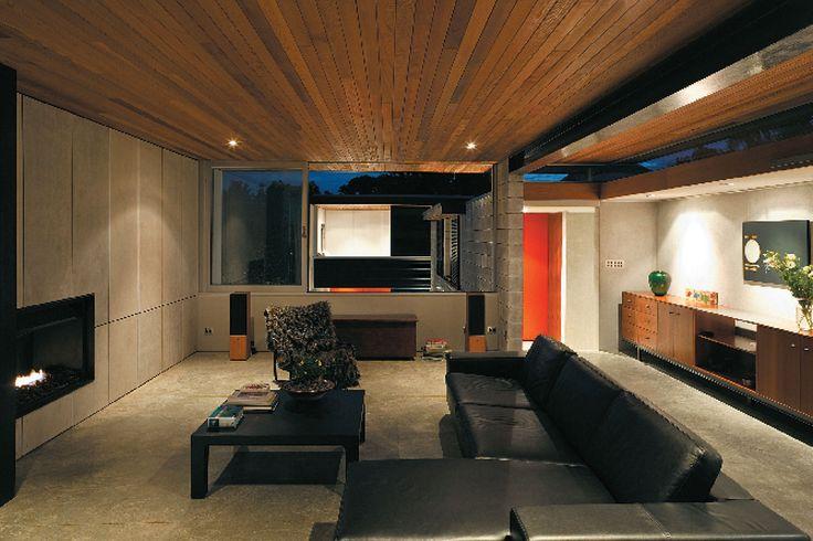 Cameron/Farmer House, Auckland, Gerrad Hall Architects.