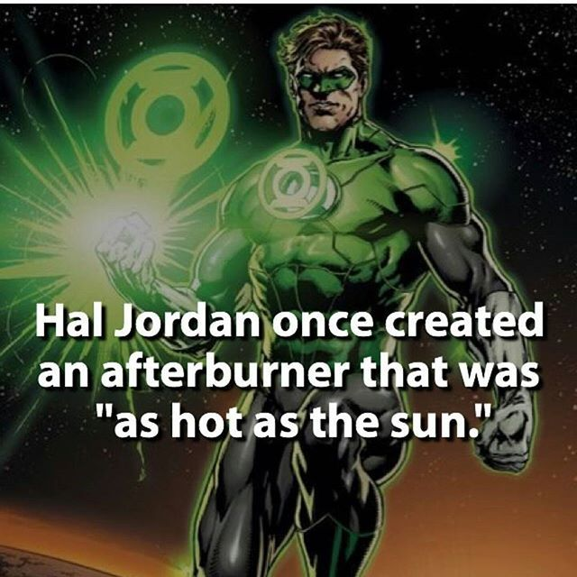 Super Hero Fact