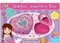 Sparkle Jewellery Box - Cutie bijuterii | Bebeart