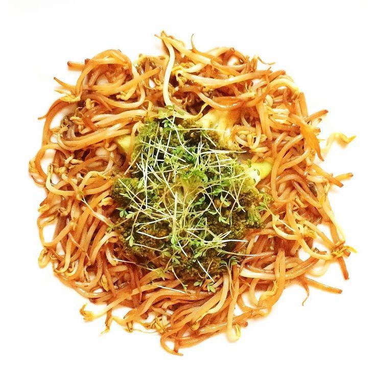 En güzel mutfak paylaşımları için kanalımıza abone olunuz. http://www.kadinika.com Very fresh very healthy. Asiasalad with beansprouts and broccoli.  Sehr frisch sehr gesund. Asiasalat mit Sojasprossen und Brokkoli  #vscofood #foodphotography #foodstyling #vsco #vscocam #stilllifephotography #foodandwine #beautifulcuisines #chefsroll #foodvsco #eater #vscostyle #tastingtable #hautecuisines #mutfakgram #cookcl #cookit #cookmagazine #kochrakete #vienna #soup #vegetarian #salad