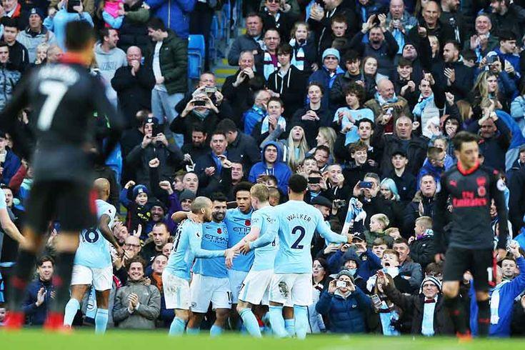 Manchester City se aleja en la lucha por la Premier League. #Deportes #Futbol