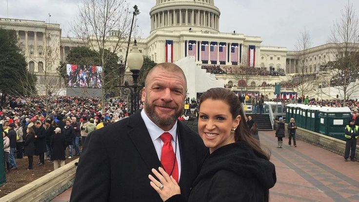"""WWE's """"Women's Revolution"""" is a fraud. McMahon family wholeheartedly supports Trump."""