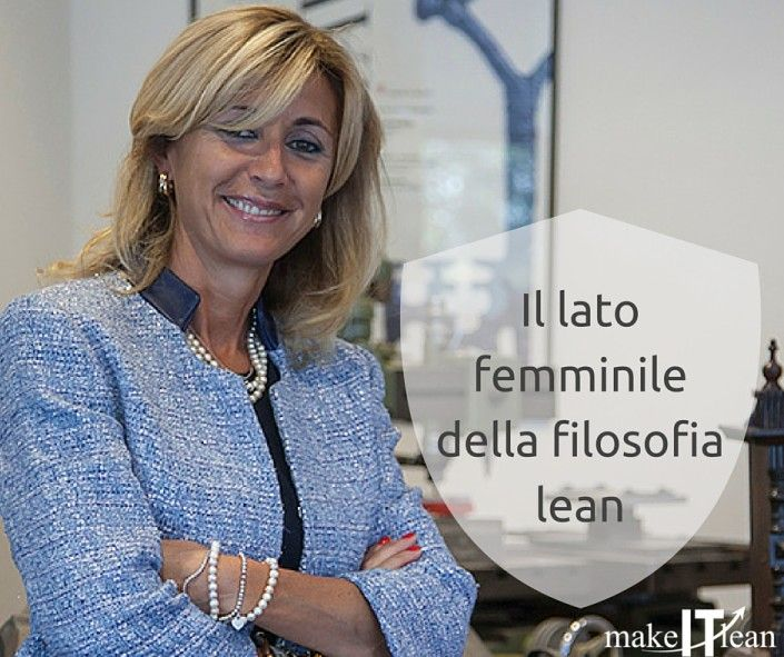 La LEAN al femminile