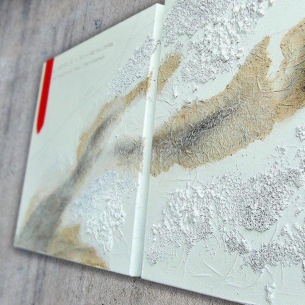 Quadro ad olio trittico Significato Bianco #interiordesign #oilpainting #interiordesign olympus #oilpainting #quadro #painting #trittico #triptych #paintingartist #drawing #hand #colours #fineart #paintingart  http://www.interiorart.it/significato-bianco-quadro-olio-carta-gelso.html