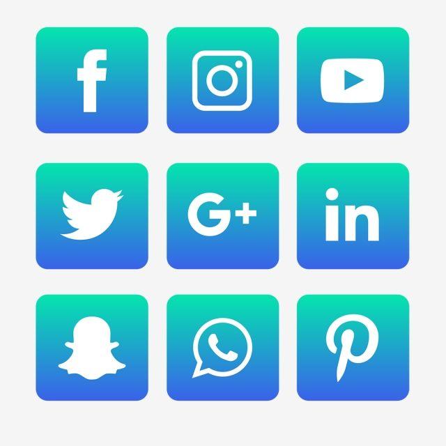 Pin By Pitri On Icon Medsos Social Media Icons Social Icons Media Icon