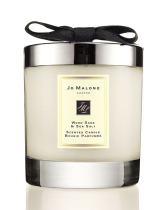 Wood Sage & Sea Salt Scented Candle  by Jo Malone London at Neiman Marcus.