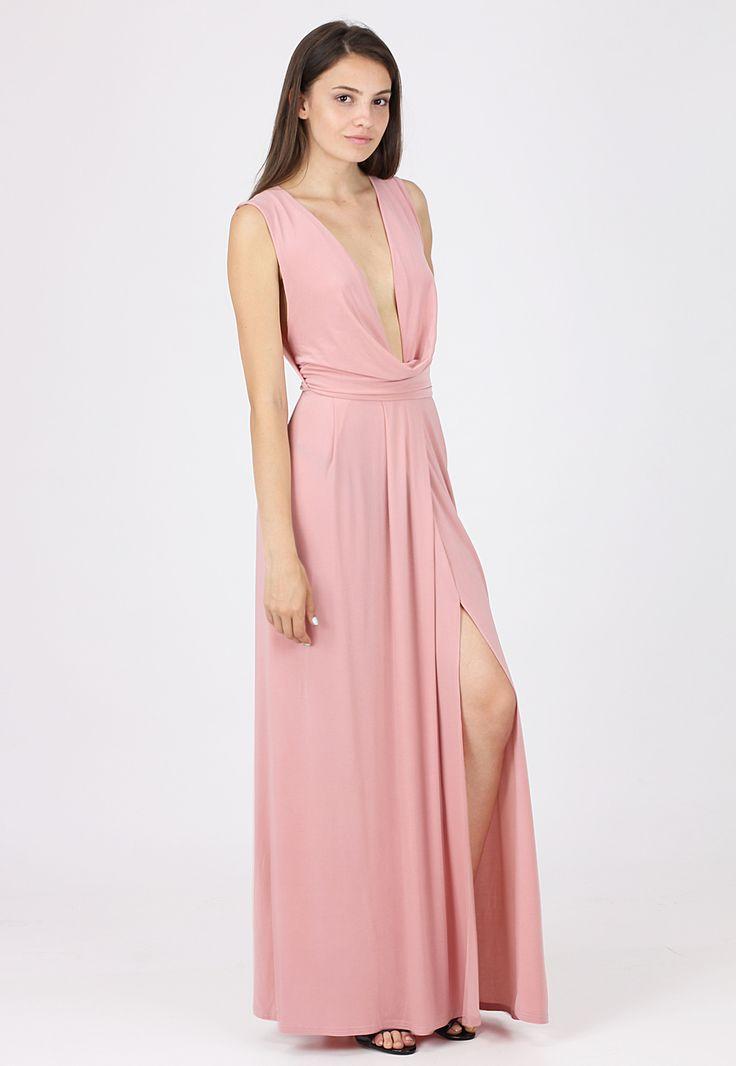Rochie ASOS Relax Light Pink - doar 129,90 lei. Cumpara acum!