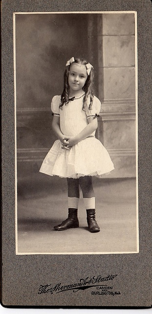+~+~ Antique Photograph ~+~+  Well.... hello cutie patootie!
