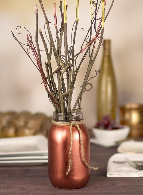 Best ideas about twig centerpieces on pinterest