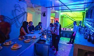 Fabrica De Arte Cubano, Havana - eat, watch music and browse art.