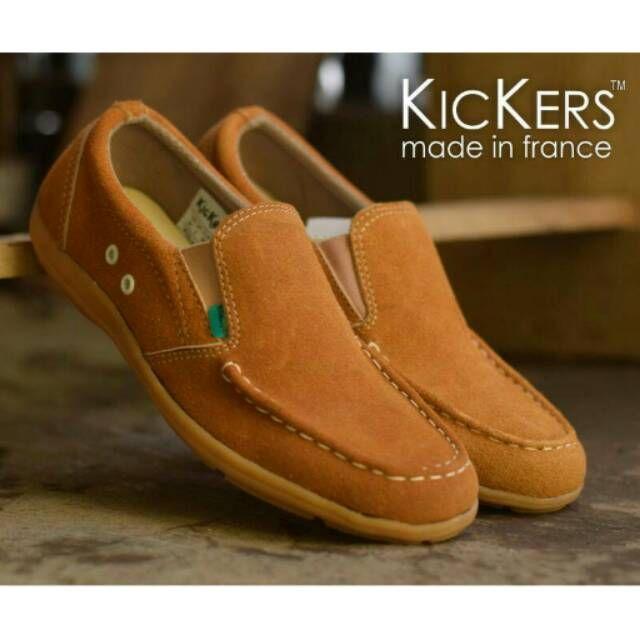 Temukan dan dapatkan Sepatu Kickers Slop Pria hanya $180000.00 di Shopee sekarang juga! https://shopee.co.id/dillaart/115242879 #ShopeeID
