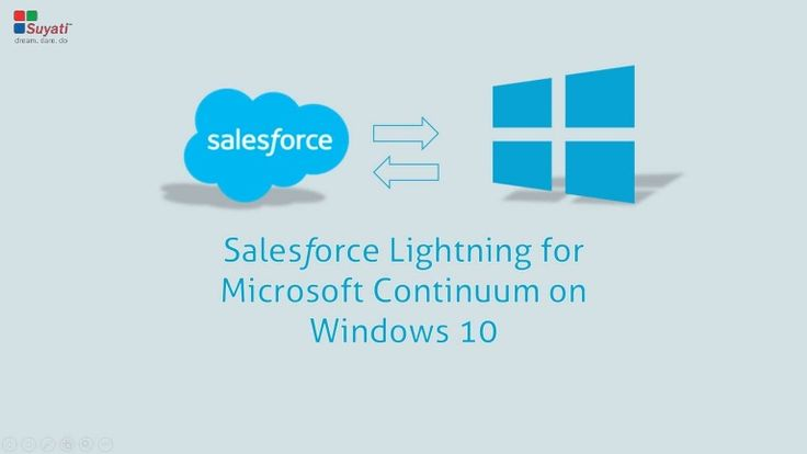 Salesforce announced the Salesforce Lightning for Continuum at a launch event recently. As one of the largest CRM providers Salesforce expects to exploit the Continuum feature of Windows 10. Find out more.