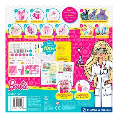 Barbie Stem Kit - Barbie, Chemistry Kits