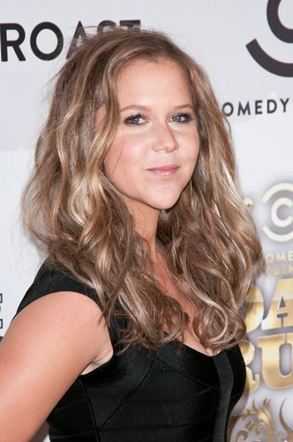 Amy Schumer-new favorite comedian! She is THE bomb.