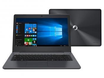 "Notebook Positivo Stilo One XC3550 Intel Quad Core - 2GB 32GB LCD 14"" Windows 10"