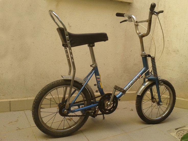 """Aquesta #BicicletaSolidaria #REF021 està CIRCULANT. S'ha adquirit per un valor de 20 € que es convertiran en aliments. Bicicleta petita, amb rodes de 16"""" i components originals. Canvis ajustats, cadena i frens lubricats.  Si vols més informació, posa't en contacte amb @bicicamp . Si cliques la foto faràs cap a la nostra web. #muntanya #bicicleta"""
