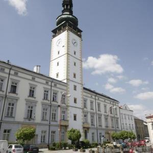 Město Litovel nabízí v letních měsících výstup na radniční věž.