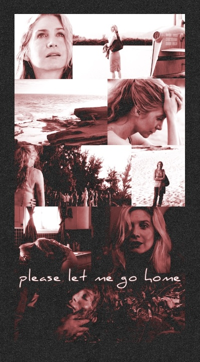 """I want to go home. I want to go home. Please. Can't you please just let me go home?""  Juliet"