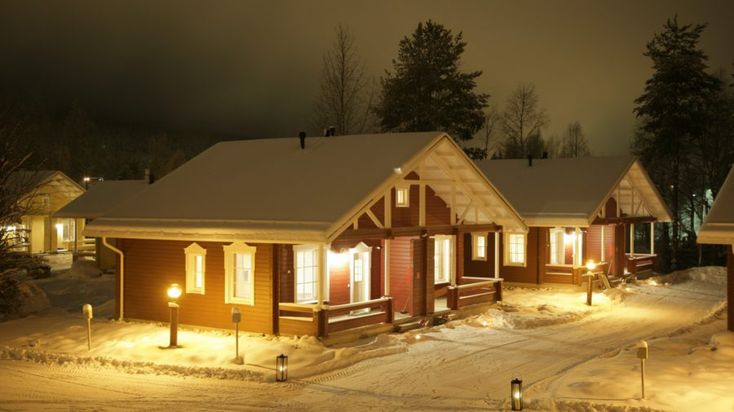 Lapland Hotel Ounasvaara Chalets -Rovaniemi, Lapland, Finland