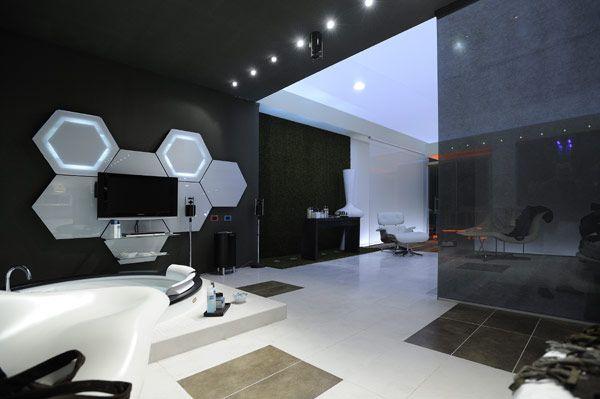 Ultra Futuristic Suite By Alberto Apostoli