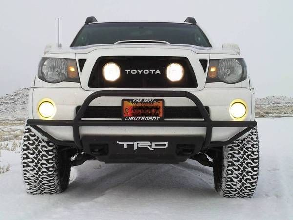 2007+toyota+tacoma+cool+ideas | Simple front light bar ideas. - Tacoma World Forums