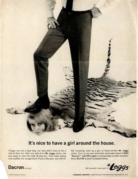 20 Unbelievably Shocking Vintage Ads – What Were They Thinking?
