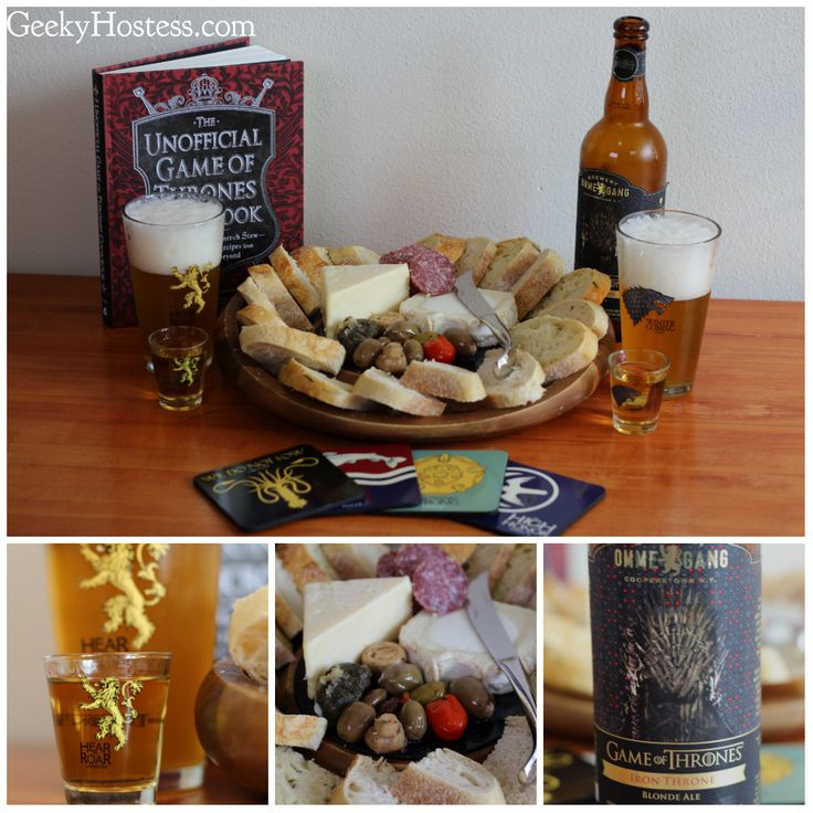 Game of Thrones viewing party!