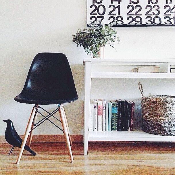 Ikea 'Liatorp' console table