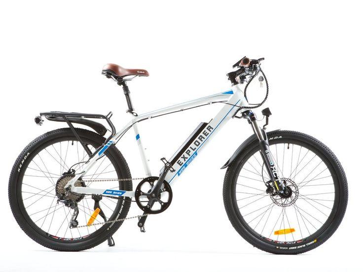 Mid drive Electric Mountain Bike