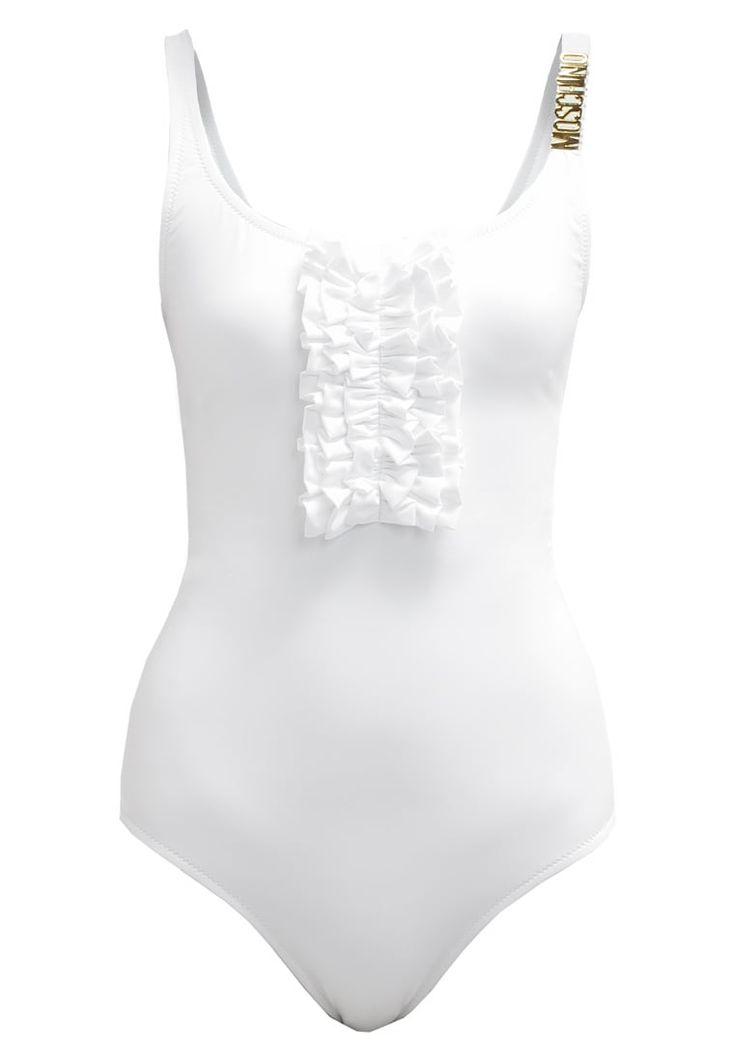 MOSCHINO SWIM Costume da bagno - white - Zalando.it