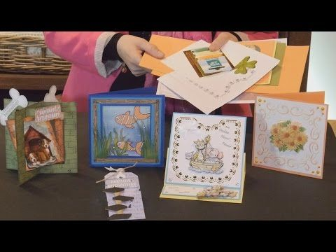 SannieTV: Goody Hobbyzine Plus nummer 4 - YouTube