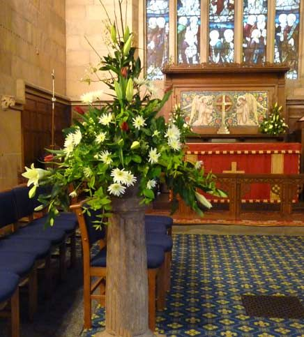 Easter Decorating Ideas For Church 105 best church images on pinterest | church ideas, worship ideas