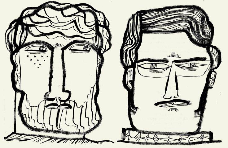 Zeus & Robert Goulet.