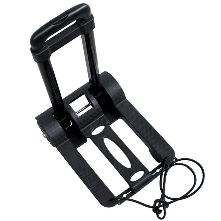 Factory direct bearing steel outdoor portable folding luggage cart ...