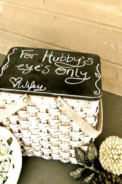 Wedding - Gifts for the groom from the bride. For hubby's eyes only. wedding gift ideas #wedding