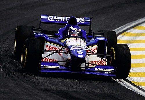 Olivier Panis Ligier - Mugen Honda 1996