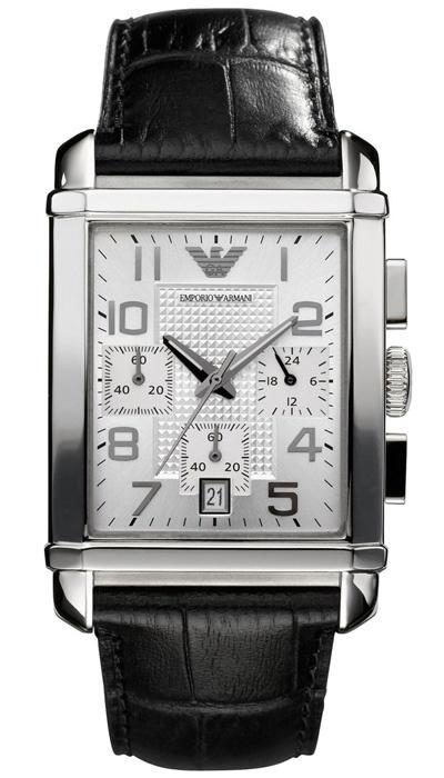 Emporio Armani Mens Watch AR0333 Classic Chronograph