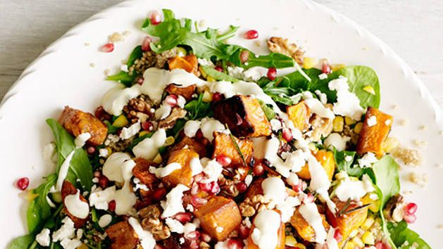 This salad is perfect for any night of the week, any season!