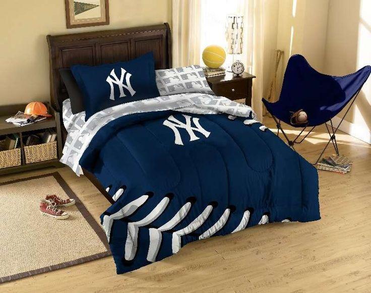 The Northwest New York Yankees MLB Bed In Bag 9090 Ny Mlb