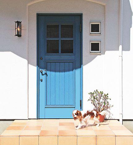 玄関引き戸のイメージ