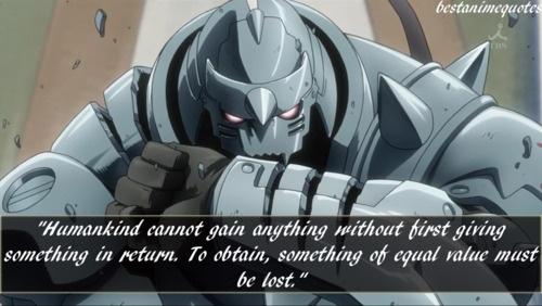 Alphonse Elric Quotes. QuotesGram