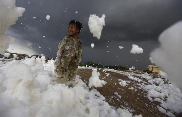 Parques infantiles contaminados-Jakarta Indonesia