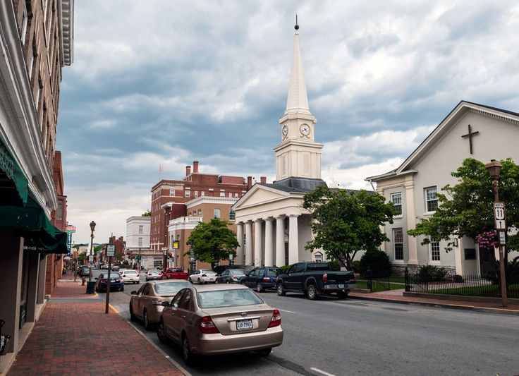 Lexington, Virginia | Population: 7,311