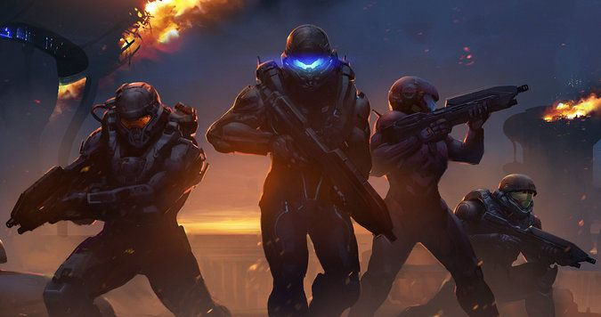 With Halo 5: Guardians, Microsoft Seeks to Lure E-Sports Players Back - The New York Times