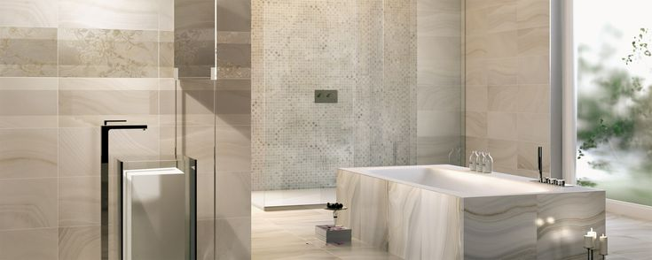 Euro Tile Bathroom Image