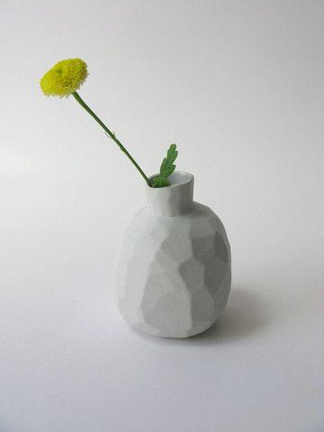 Mr Kitly vase