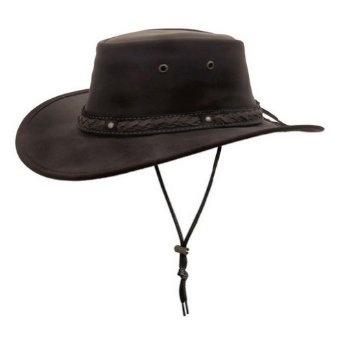 Barmah Hats Squashy Bronco T2 Leather Hat 1022CD $76.00