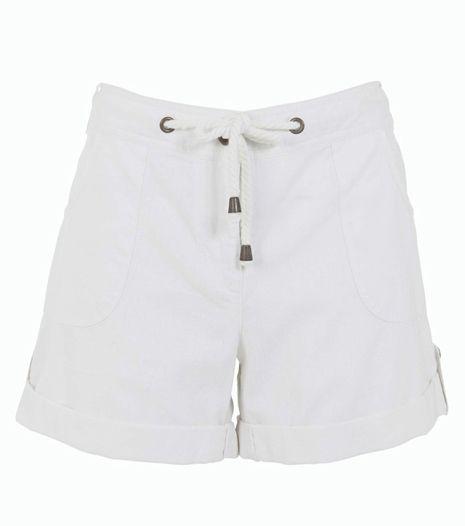 Spodnie dla kobiet : F&F, 55% len, 45% bawełna, 62 PLN
