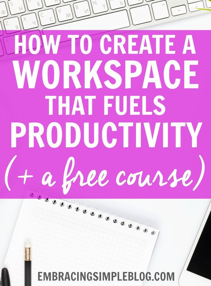 It's amazing how you can increase your productivity with small steps! Here's some tips how's that done!