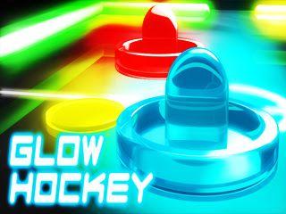 Glow Hockey.APK